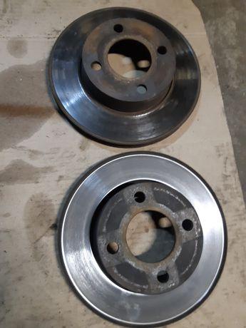 Ауди 80 б4 диски тормозные передние