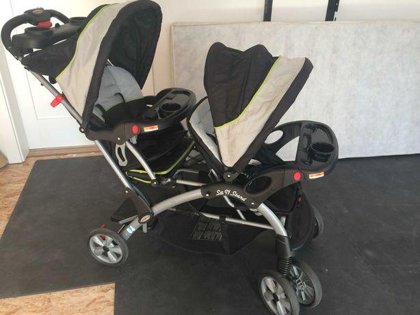 Wózek Baby Trend Sit N Stand