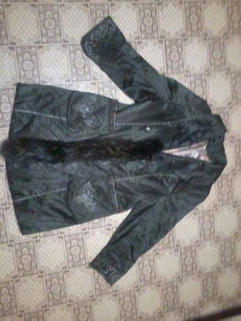 куртка демисезонная зимне-осенняя