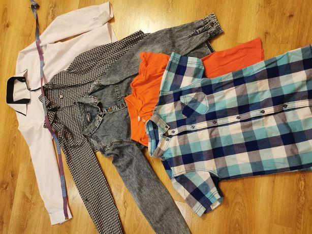 Zestaw ubrań paka dla chłopaka 10-12l