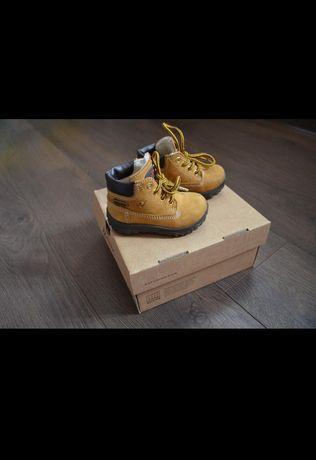 ботинки с супинатором ,на шнуровке ботинки NATURINO TOC Натуральный ну