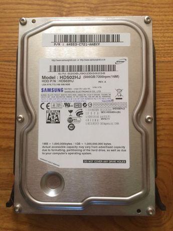 Жесткий диск 500 Гб Samsung HD502HJ