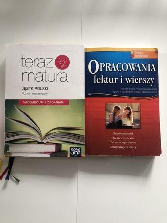 Repetytoria Język polski teraz matura opracowania