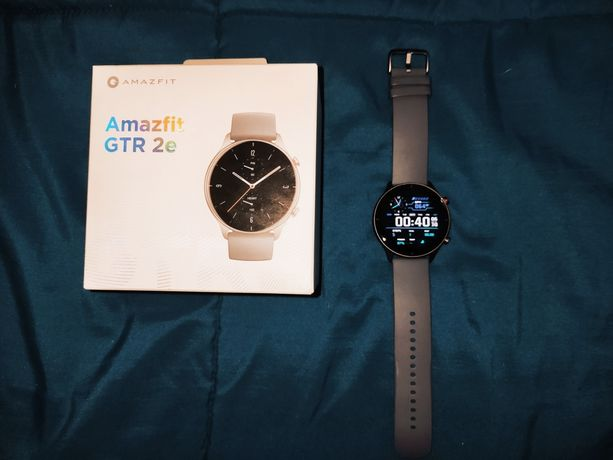 Smartwatch xiaomi amazfit gtr 2e com garantia