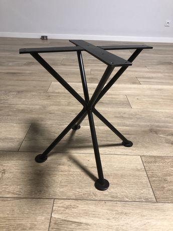 Nóżki metalowe do stolika loft