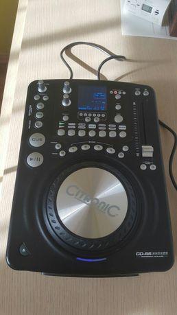 Odtwarzacz CD dla DJ'ów