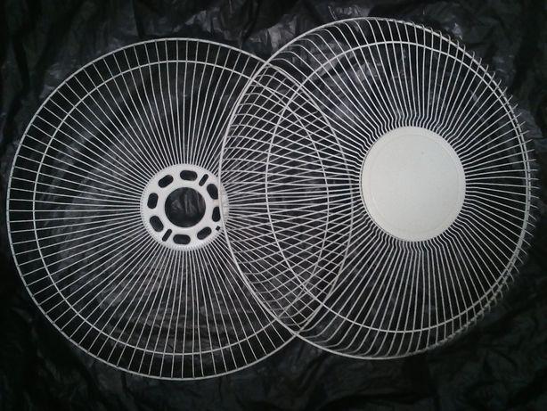 Защитная сетка лопастей (кожух, решетка) напольного вентилятора 420 мм