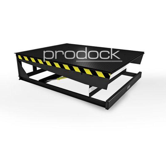 Mostek RAMPA hydrauliczna przeładunkowa z WYSUWEM - NOWA