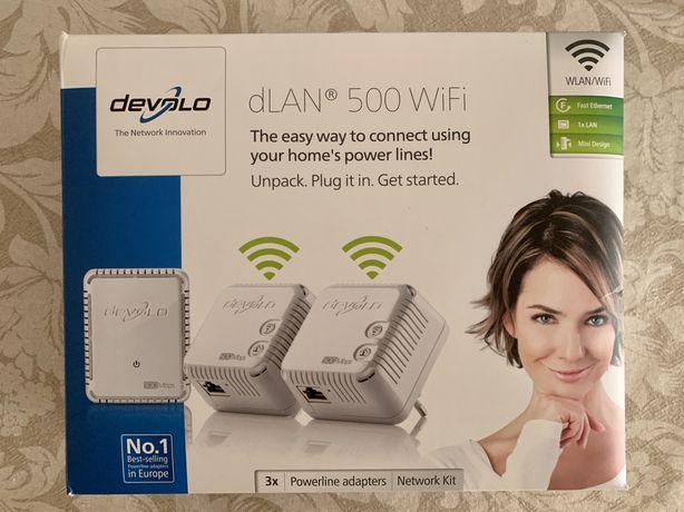Devolo dLAN®️ 500 Wi-Fi