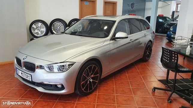 BMW 320 d Touring ED Line Luxury Auto