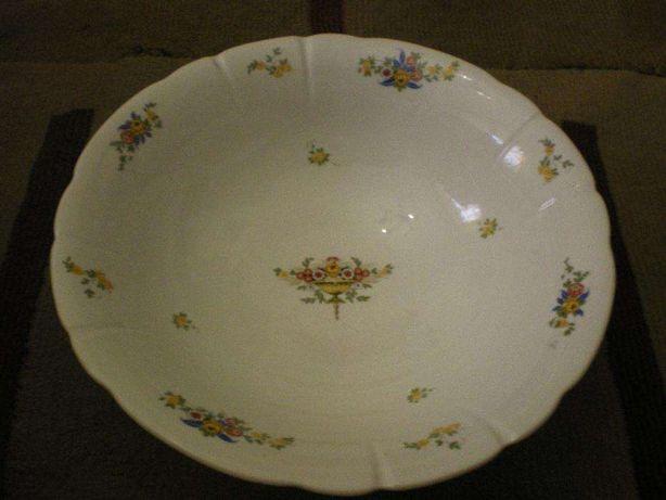 Saladeira de porcelana fina