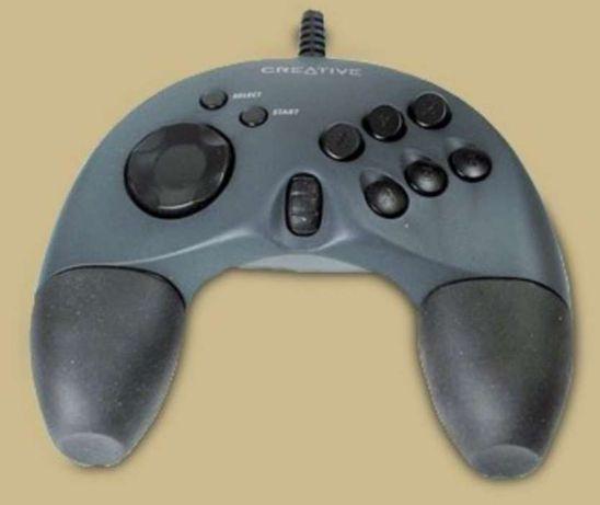 Creative game pad COBRA ll USB com cd