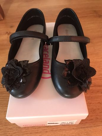 Buty dziewczęce eleganckie