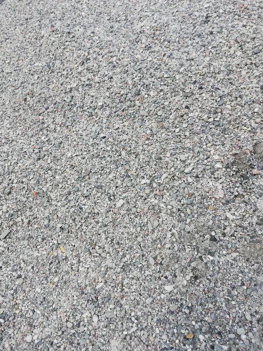 Kruszywo 2-8 mm na podsypkę-ostatnią warstwę pod kostkę brukową