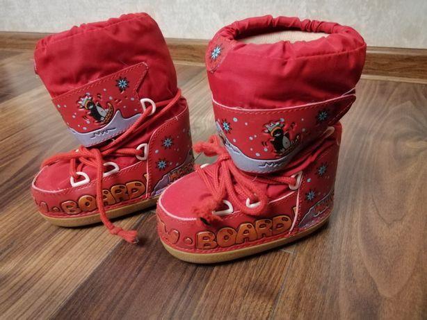 Moon boot, мунбуты, луноходы, сапоги
