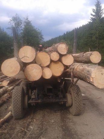Лісовозний Прицеп розпуск до Урала Камаза