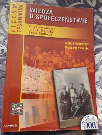 Podręcznik wiedza o społeczeństwie