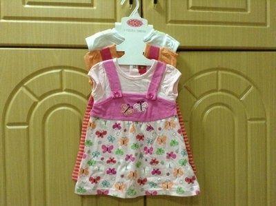 Новый комплект 3 платья Juniors 3 плюс 4 повязки на голову