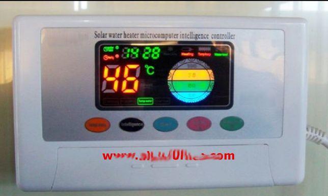 Controlador para painel solar Termossifão