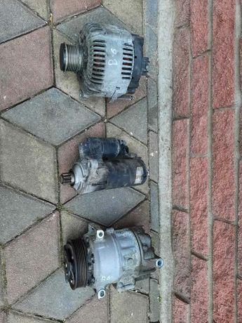Стартер генератор компресор кондиціонера Volkswagen Passat B6 Touran