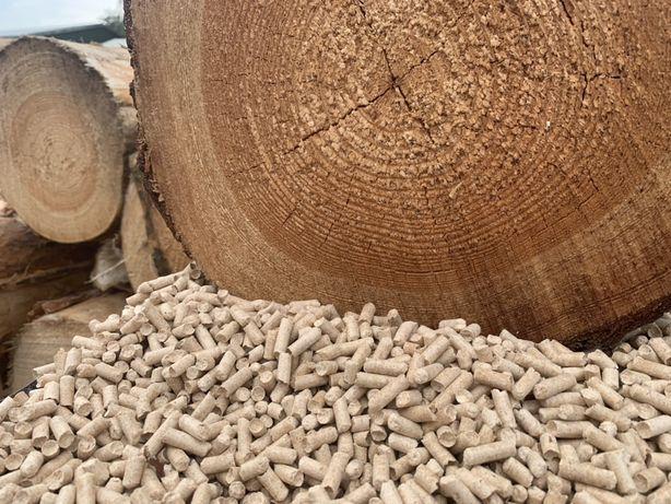 Pellet drzewny 100% sosnowy Promocja