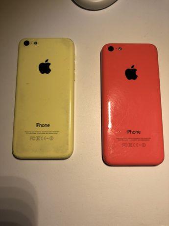 Telemóveis iPhone 5c para pecas