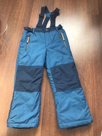 Spodnie ocielane narciarskie smyk cool club 116