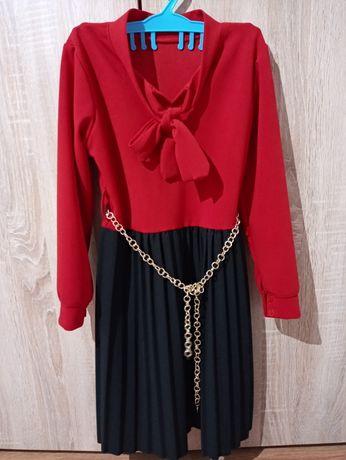 Elegancka sukienka 128/134