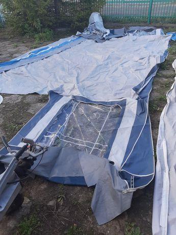 Namiot do przyczepy kempingowej