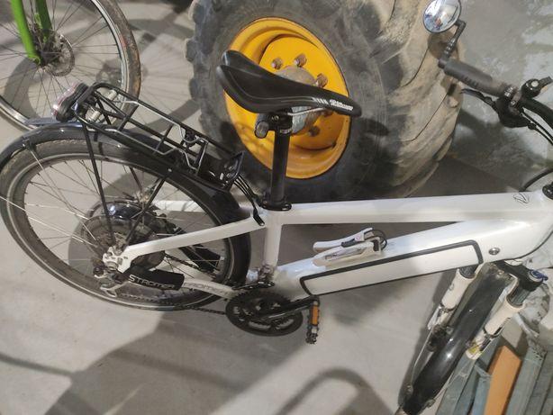Bicicleta elétrica stromer
