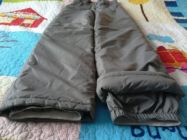 Зимові дуже теплі штани для дівчинки, фір.(Libellule), р.146
