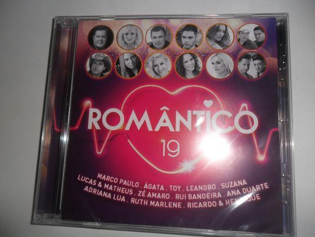 CD Romântico 19 embalado
