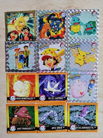Naklejki kolekcjonerskie Pokemon Artbox Nintendo
