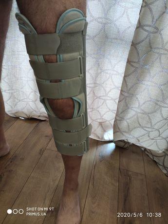 Ортез, иммобилизатор коленного сустава (Тутор), бандаж, фиксатор