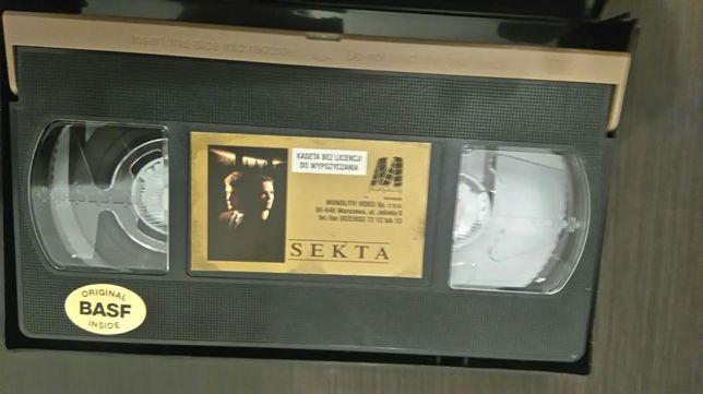 Film: Sekta (2000) The Skulls kaseta VHS thriller