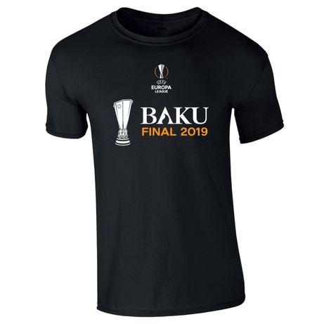 Vendo t-shirt final liga Europa 2019