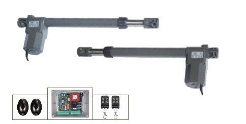 Kit portões de batente até 2,5m por folha RAM400 AUTOMATEASY