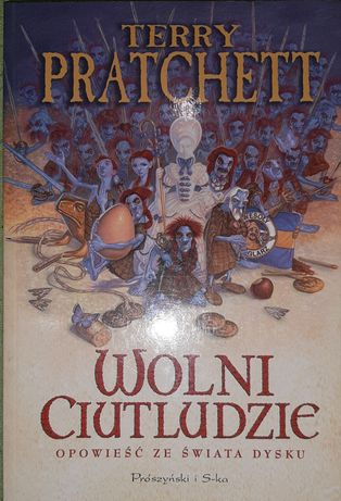 Terry Pratchett - Wolni Ciutludzie