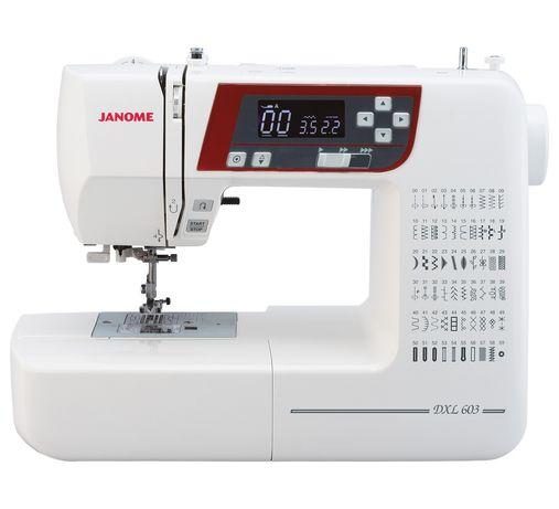 Maszyna do szycia Janome DXL 630