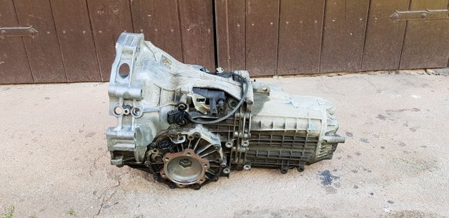 Skrzynia biegów EZG VW Passat B5 FL 1.8T