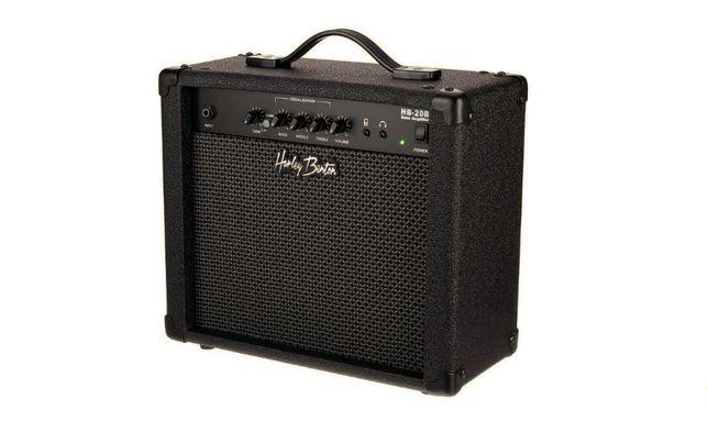 Amplificador Harley Benton