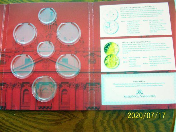 klaser numizmatyczny do monet kolekcjonerskich