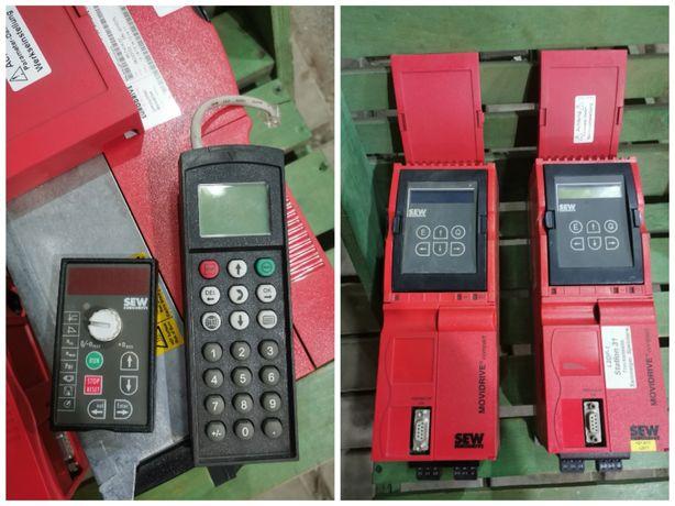 SEW Eurodrive частотники, панели оператора и блок управления тормозом