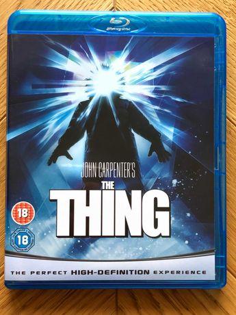 The Thing Blu-ray