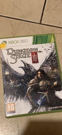 Gra xbox 360 Dungeon Siege lll