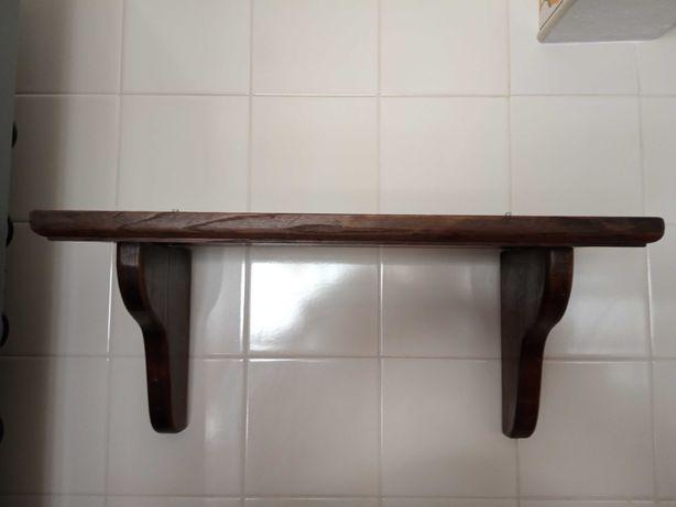 vendo prateleira em madeira