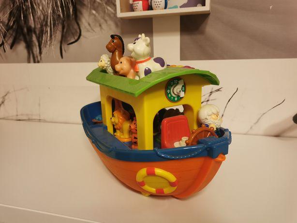 Interaktywna Arka Noego Dumel