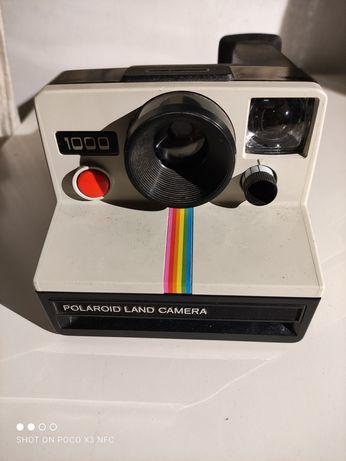 Câmara fotográfica Polaroid vintage como nova.