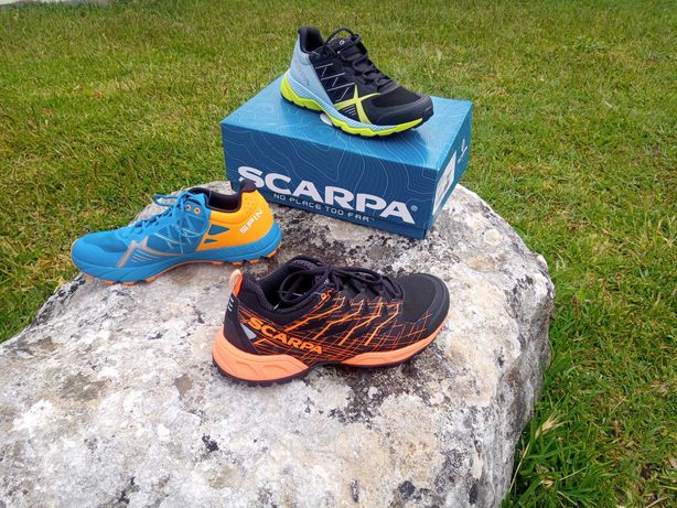 Calçado de Trail Running SCARPA | EPIK Store