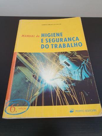 Manual de Higiene e Segurança do Trabalho de Alberto Sérgio